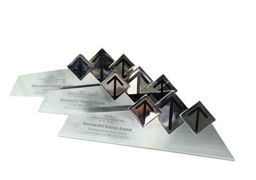 震旦辦公家具喜獲2012「最成功設計大獎」