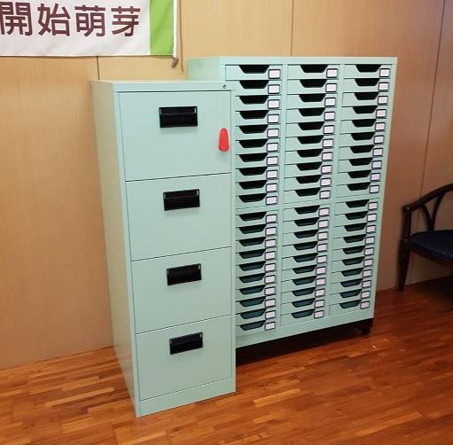書信櫃讓文件分類更便利