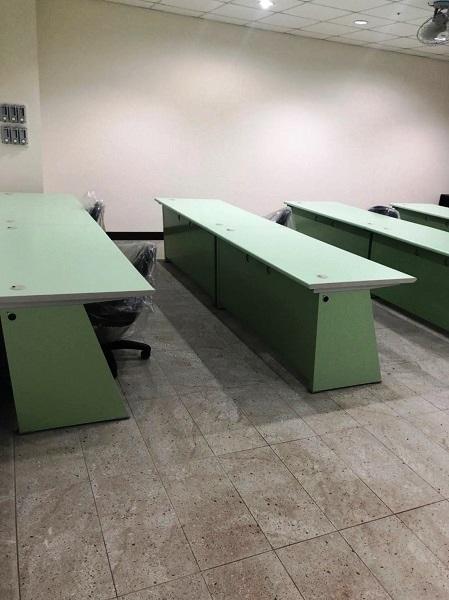 全新辦公家具協助幸福基金會打造完善辦公空間