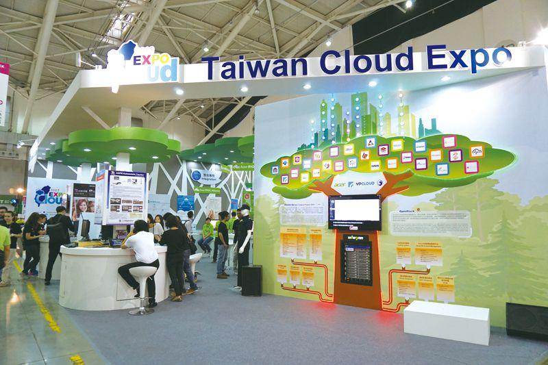 台北國際電腦展-台灣雲端主題館吸引眾多參觀人潮,「震旦mPOS」O2O方案成為關注焦點。