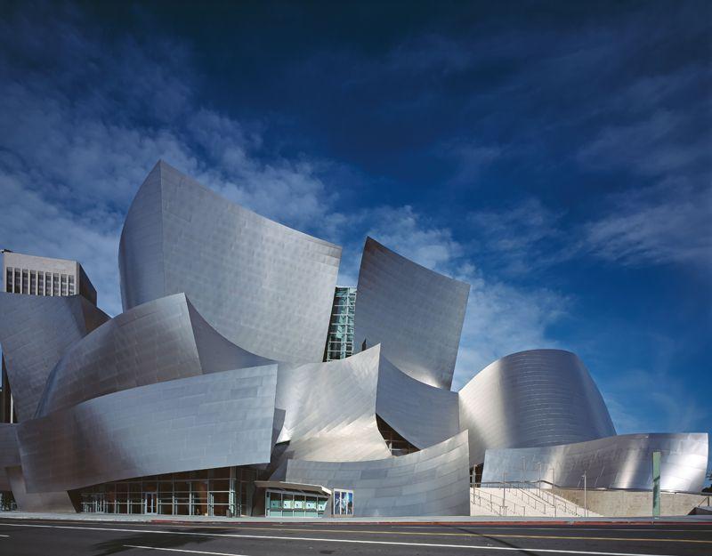 洛杉磯迪士尼音樂廳