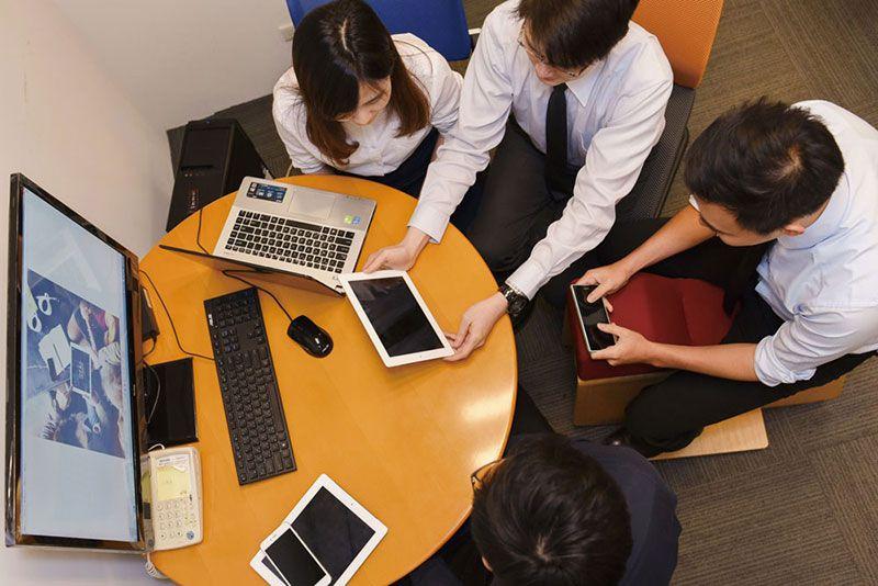 大數據驅動企業轉型優化