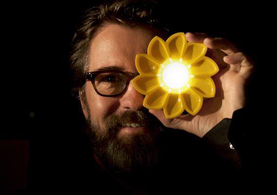 小太陽,Design by_Olafur Eliasson & Frederik Ottesen。