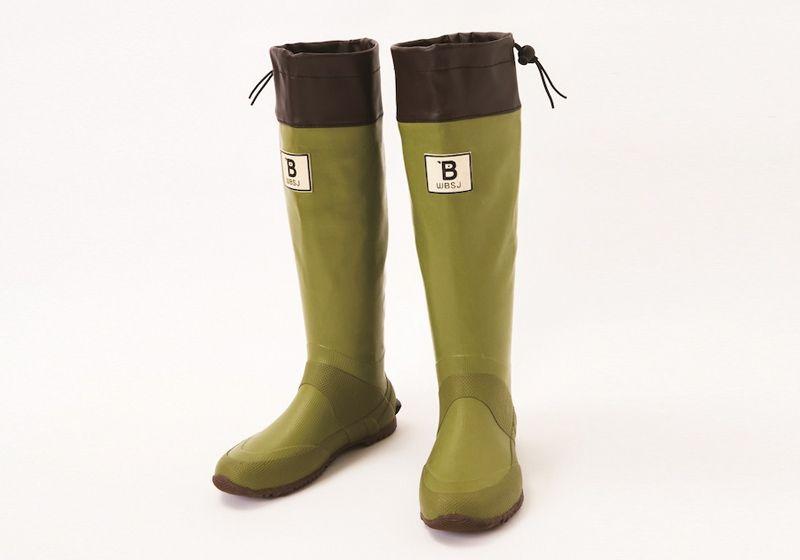 日本野鳥協會推出的賞鳥靴意外成為熱門戶外穿搭單品