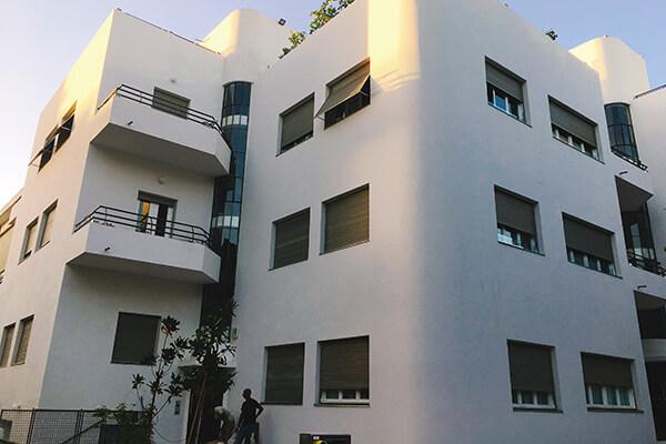 Tel Aviv-White City 以色列-特拉維夫-白城