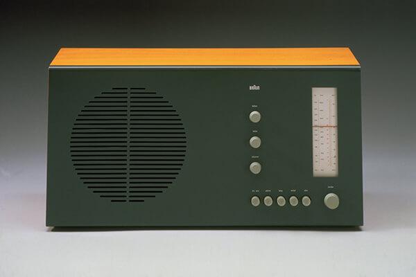 1961年雷姆斯為百靈牌設計的RT 20收音機