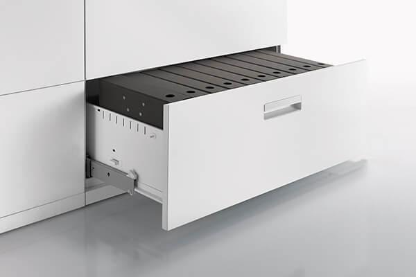 iStore系列鋼製櫃,讓辦公家具的配置更加的靈活化,延續震旦鋼櫃的經典,成功的賦與新生的價值!
