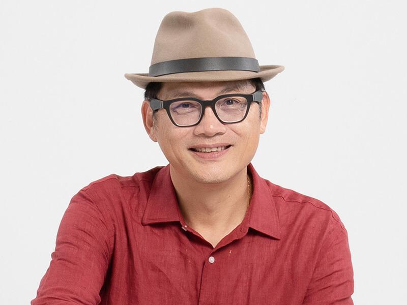 台灣科技大學教授——盧希鵬