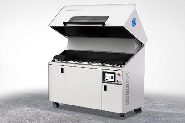 採用SAF技術,無論列印5個或100個零部件,所有零件品質都如出一轍。