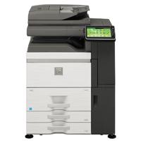 SHARP(夏普)彩色印表機 MX-7040N