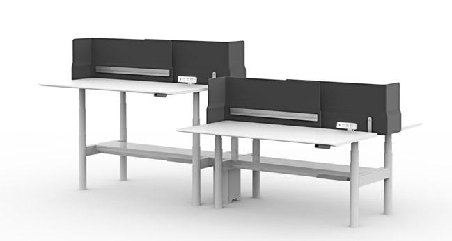 震旦辦公家具提供你建議,選購合用的電動升降桌